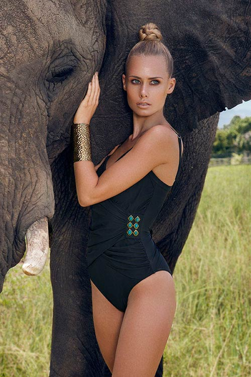 Dunnes Stores Swimwear Makeup by Roy
